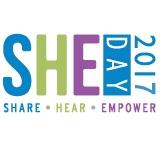SHEday 2017 logo